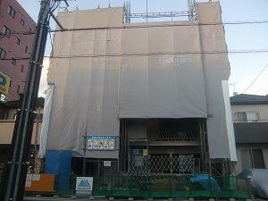 【段原賃貸マンション】4階の躯体工事を施工中です<