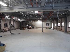 【南区翠町 小児科医院】1階と2階の内部状況です<