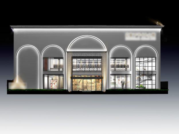 ただいま広島市南区に商業施設を設計中です<